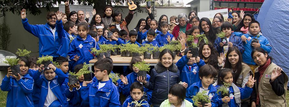 MINAM crea conciencia en los niños sobre la contaminación sonora a través de actividades en el marco del DIAIRE 2016