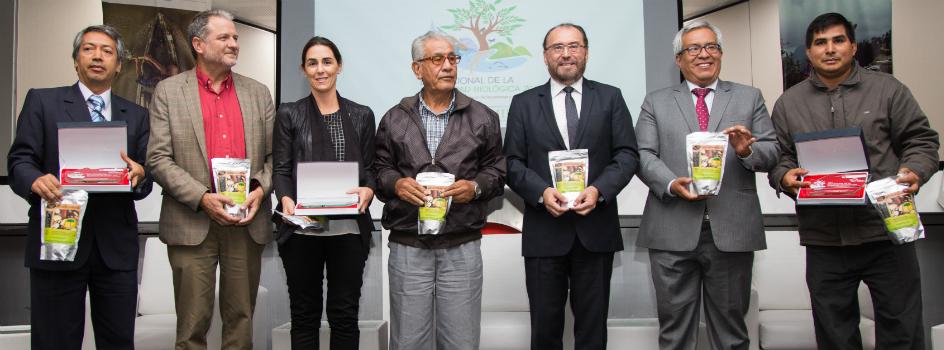 MINAM reconoce a personas e iniciativas que promueven el conocimiento, conservación e integración al sector productivo de la diversidad biológica en el país
