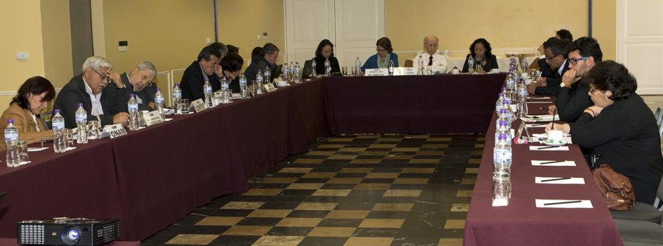 Séptima Reunión de la Comisión Nacional sobre Cambio Climático ofreció alcances sobre la Contribución Nacional y el papel del Perú ante la COP21