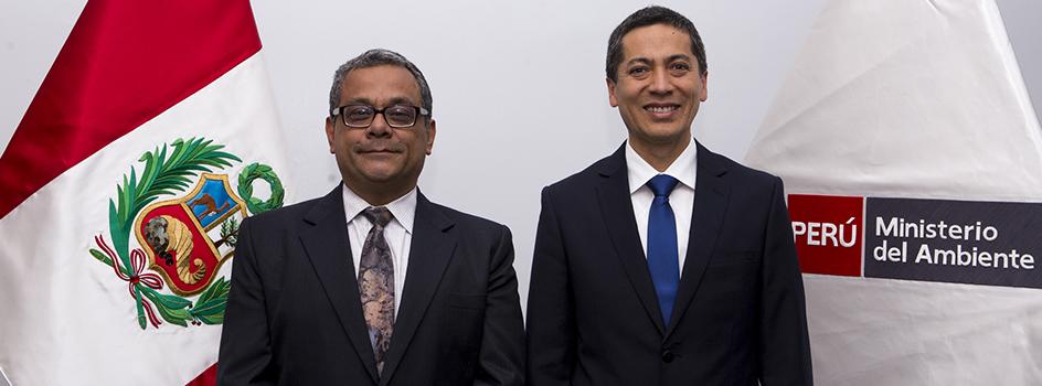Marcos Alegre y Fernando León son los nuevos viceministros del sector Ambiente