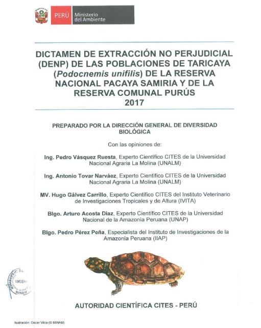 Taricayas
