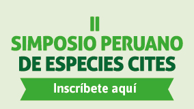 I Simposio Peruano de Especies CITES