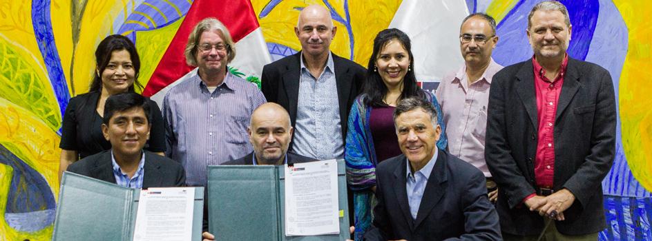 MINAM y organización Naturaleza y Cultura Internacional firman Convenio a favor de la conservación de la biodiversidad