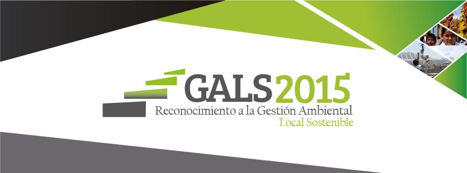 Gestión Ambiental Sostenible Local – GALS 2015