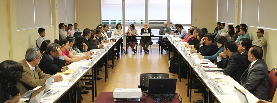 Se establece Grupo de Trabajo Multisectorial para la implementación de las Contribuciones Nacionales frente al cambio climático