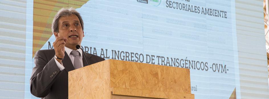 Segundo Informe Sectorial Ambiental sobre Transgénicos (OVM) fue presentado hoy en Voces por el Clima