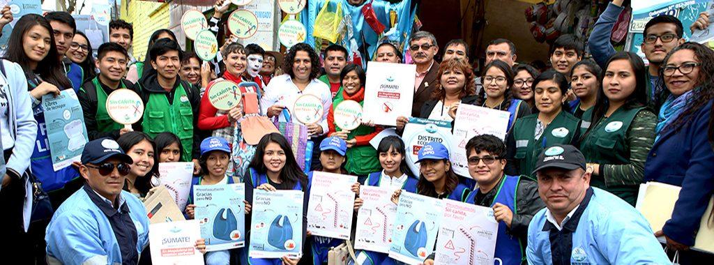 Campaña Menos Plástico Más Vida
