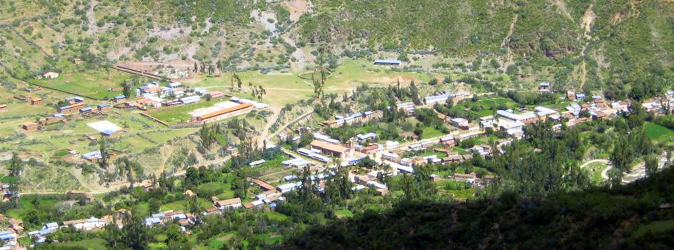 Nueva Mesa de Diálogo de la provincia de Grau (Apurímac) promoverá la inversión pública y social, además de fortalecer la gestión ambiental local