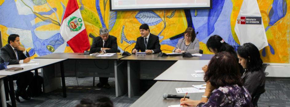 México y Perú unidos por el desarrollo de las cuentas ambientales