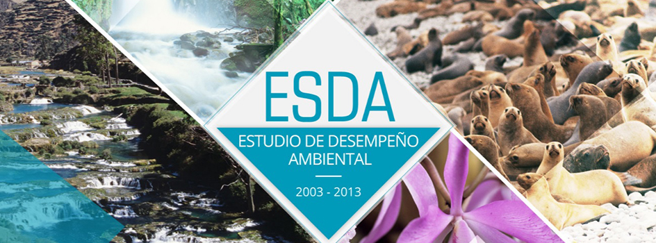 """Conoce el """"Estudio de Desempeño Ambiental"""" (ESDA) del Perú 2003-2013"""