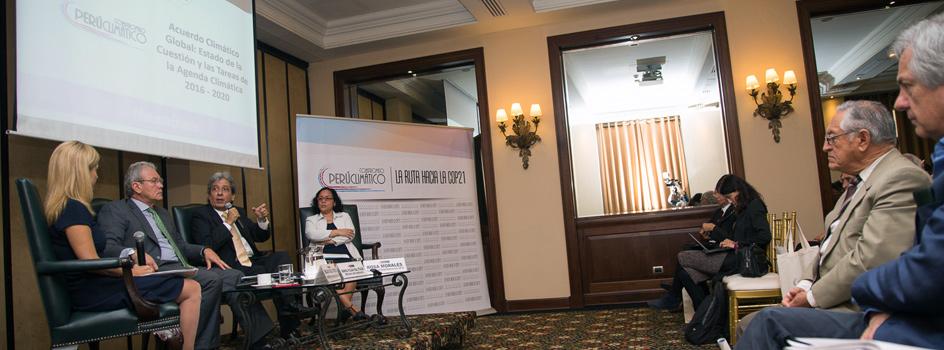 """Manuel Pulgar-Vidal: """"El Perú ha sentado las bases de un liderazgo en el cambio climático"""""""