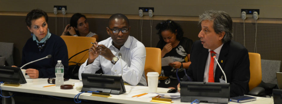 Taller de la Agenda de Acción Lima-París: Aumentando la ambición y la acción