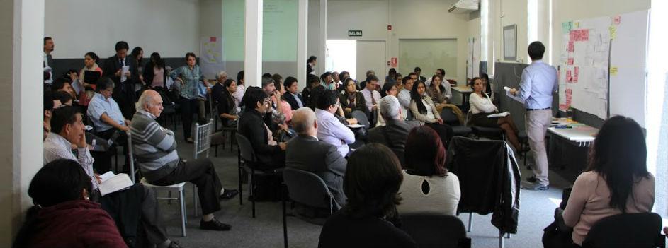 Entidades participan en la Tercera Comunicación Nacional de Cambio Climático