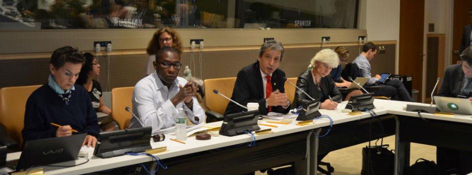 Manuel Pulgar-Vidal señala que nuevo documento del ADP es un elemento fundamental para alcanzar el éxito en París