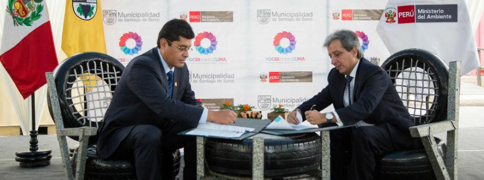 """""""Voces por el Clima"""" regresa convertido en el Parque Temático sobre el Cambio Climático de Sudamérica"""