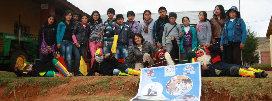 ¡Feliz Día del Maestro! Y en especial a los educadores ambientales de nuestro Perú