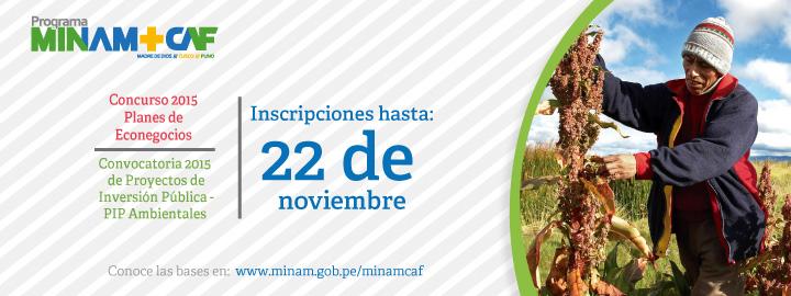 MINAM+CAF