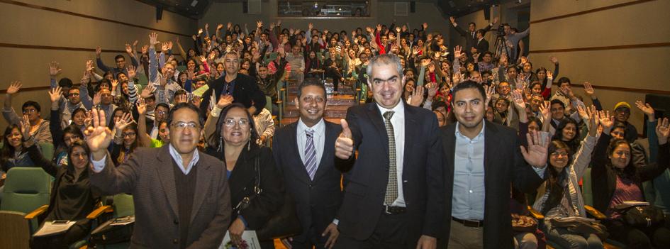 MINAM y Municipalidad de San Isidro desarrollaron con éxito cátedra sobre Ciudades Sostenibles, Residuos Sólidos y Cambio Climático