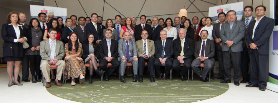 Culmina primera etapa de Evaluación de Desempeño Ambiental con la OCDE y CEPAL