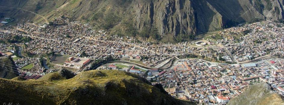 """Celebramos hoy el """"Día del hábitat, los ecosistemas y el ordenamiento territorial"""" destacando el crecimiento sostenible del Perú"""