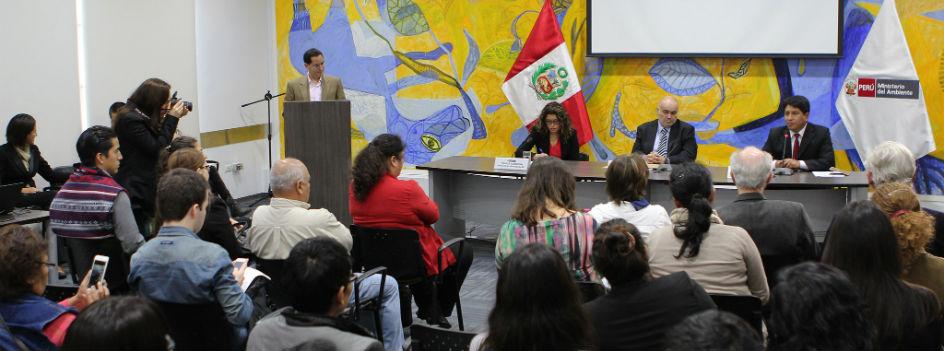 InterCLIMA 2015 será espacio de encuentro, reporte e intercambio para la gestión de Cambio Climático en el Perú