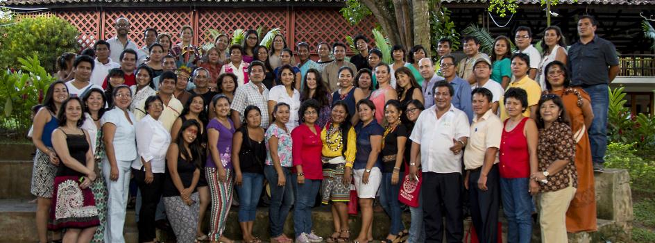 En Tarapoto concluye con éxito la serie de Talleres Macroregionales para la validación del Plan de Género y Cambio Climático del Perú