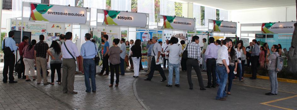 No te pierdas los mejores proyectos ambientales en la Feria SINERGIA 2015 del MINAM, con la participación del MINAGRI, MIDIS y PRODUCE