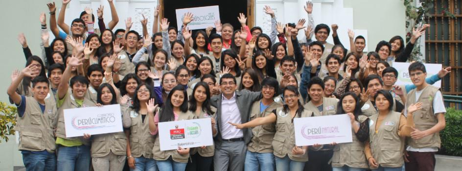 Promotores Ambientales de ReEduca Aire clausuran sus capacitaciones con 100 horas de formación en ciudadanía ambiental