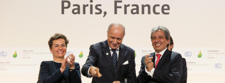 Manuel Pulgar-Vidal inaugura conferencia del clima de París