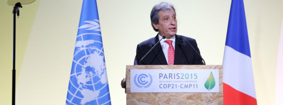 """Pulgar-Vidal: """"Con el apoyo de presidentes y líderes mundiales, tenemos un 100% de optimismo para llegar a un acuerdo climático global vinculante"""""""