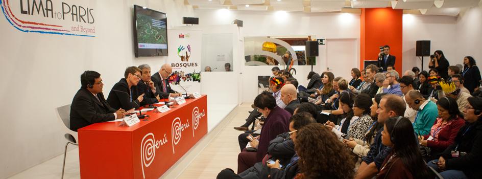 Gobierno de Noruega oficializa aporte de alrededor de 5 millones de dólares para conservación de bosques en el Perú