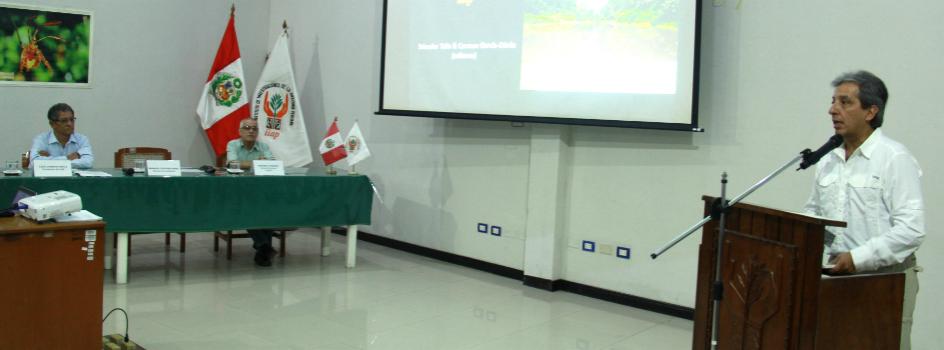 Ministro del Ambiente participó en presentación de libro del IIAP referido al fortalecimiento de líneas de base ambiental en los ríos Curaray y Arabela