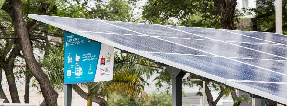 El Ministerio del Ambiente se convierte desde hoy en el primer edificio público solar del Perú