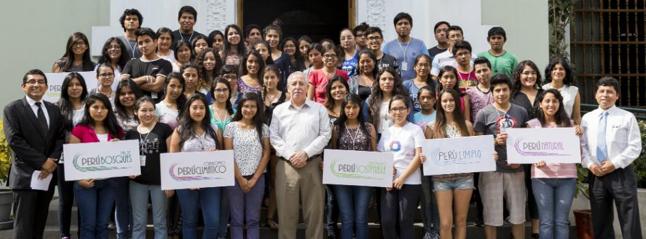 Jóvenes que apuestan por la sostenibilidad: hoy se realizó el Foro-Taller sobre el rol de la juventud en el fortalecimiento de la Gobernanza Ambiental
