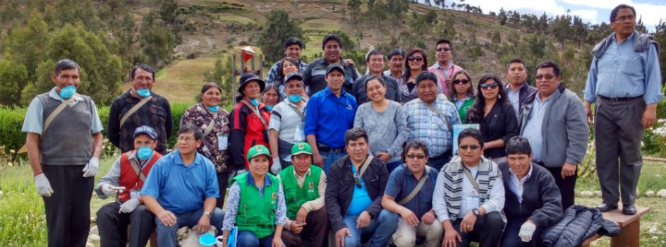 Delegados de San Román (Puno) visitan Lima y Concepción para conocer avances en gestión de residuos sólidos