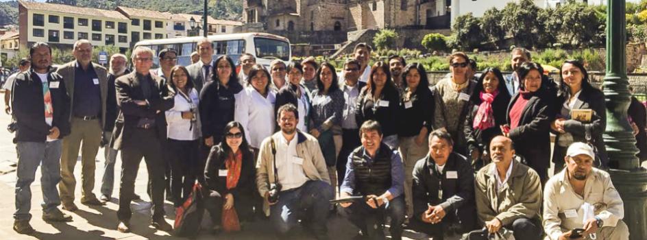 Representantes de Bolivia, Chile y Perú iniciaron hoy en Cusco la I Reunión para la Conservación de los Flamencos Altoandinos