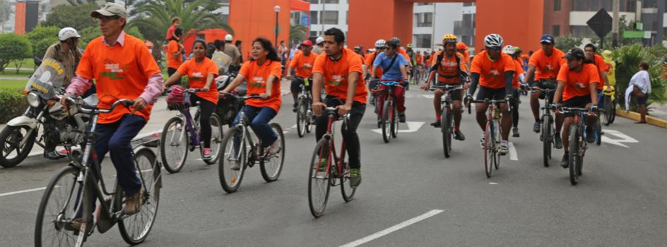 Con éxito se realizaron actividades por el Día mundial de la bicicleta