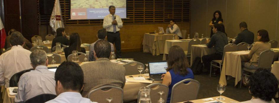 MINAM congrega a expertos de Perú y Colombia en segundo conversatorio sobre restauración de ecosistemas y compensación ambiental