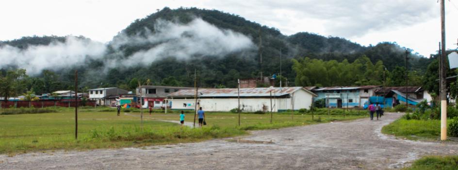 Sector Ambiente presentó resultados de los monitoreos ambientales realizados en el río Chiriaco y quebradas tras derrame de petróleo
