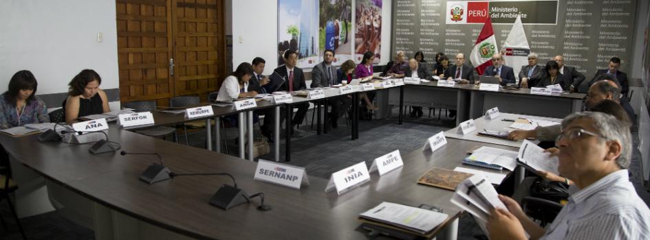 Comisión Multisectorial Ambiental inicia elaboración del Plan de Acción para las recomendaciones de la Evaluación de Desempeño Ambiental de la CEPAL/OCDE
