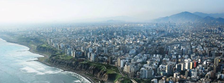 Perú será anfitrión de 1° Conferencia Regional para la mejora de la calidad del aire y disminución del impacto del cambio climático en América Latina