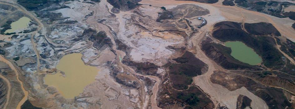 Este miércoles 4 de mayo se debatirá en el Congreso posible derogación de las normas que hacen frente a la minería ilegal