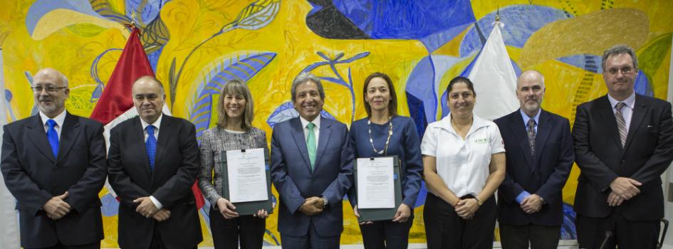 Perú y Noruega unidos para la reducción de emisiones de GEI por deforestación y degradación de bosques