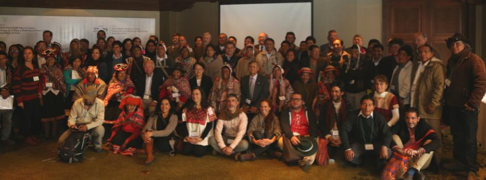 Iniciativa Satoyama inició hoy en Cusco Taller Regional para América Latina y el Caribe hacia la gestión sostenible de paisajes productivos socio-ecológicos