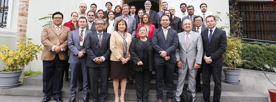 MINAM se reúne con integrantes de Iniciativa Peruana Biodiversidad y Empresas