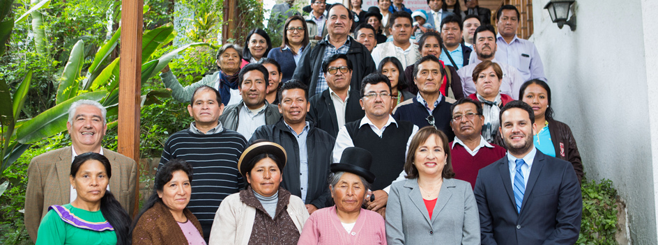 SENACE realiza curso de capacitación para pueblos indígenas