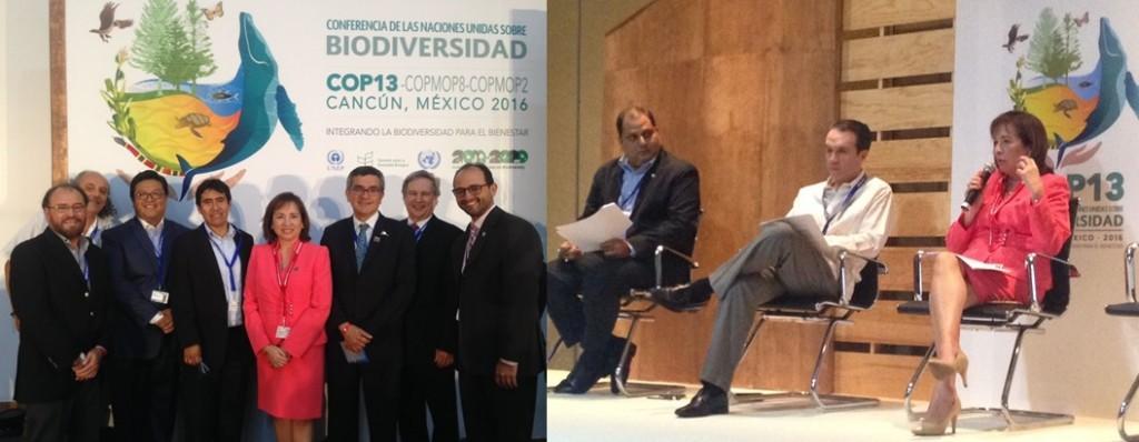 Perú firmó pronunciamiento de Cancún en el marco de la COP13