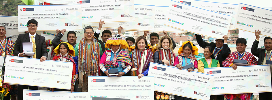 """MINAM: """"Se invertirán en Cusco más de S/ 13 millones para implementar econegocios y proyectos de inversión pública ambientales"""""""