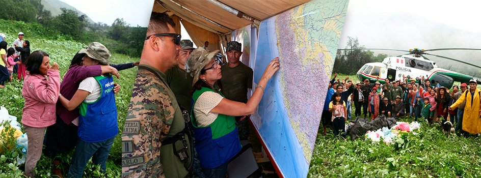 El Ministerio del Ambiente atiende hoy el sur chico: Omas, Tamara, Cumias, Quilmaná y Chilca