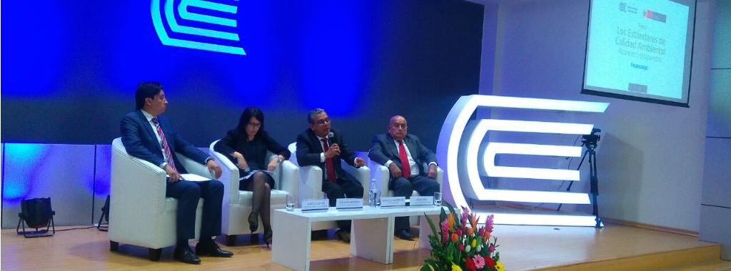 MINAM presentó alcances de propuesta de modificación a Estándares de Calidad Ambiental en Huancayo